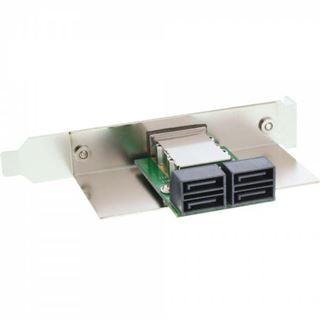 InLine Slotblech für SAS (SFF-8088) (27654A)