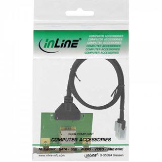 InLine Slotblech für SAS (SFF-8088) (27651I)