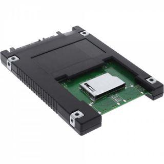 InLine SATA Adapter für 2x micro SDHC (76620D)