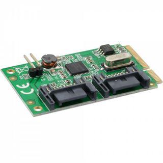 InLine 66901 2 Port miniPCIe retail