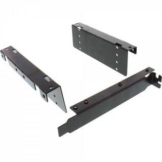 "InLine HDD Slotblech, 4x 6,35cm (2,5"") HDD zu PCI-Slot, mit Schrauben"