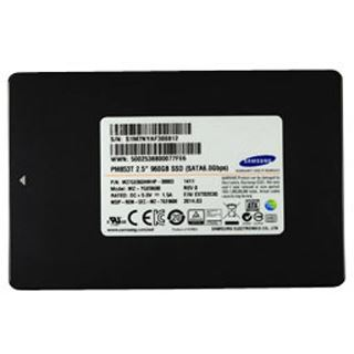 "480GB Samsung PM853T 2.5"" (6.4cm) SATA 6Gb/s TLC Toggle (MZ7GE480HMHP-00003)"