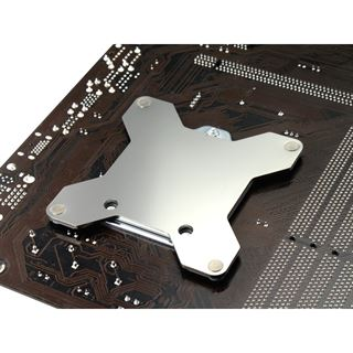 Watercool Heatkiller Backplate 1156/1155/1150 Backplate für CPU-Kühler (10013)
