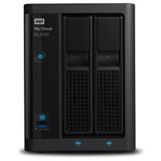 WD My Cloud DL2100 ohne Festplatten