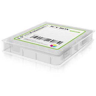 """ICY BOX IB-AC6251 Aufbewahrung für 2,5"""" Festplatten/SSDs"""