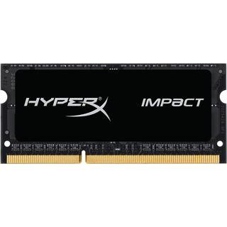 8GB Kingston Impact schwarz DDR3L-2133 SO-DIMM CL11 Single
