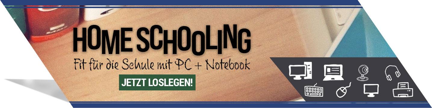 Fit für die Schule mit PC und Notebook