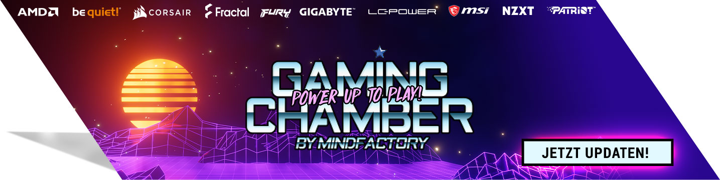 Gaming Chamber by Mindfactory