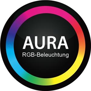 Aura RGB-Beleuchtung