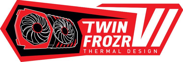 Twin Frozr logo