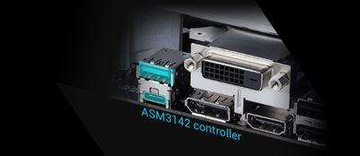 USB 3.1 Gen 2 Typ-A & Typ-C
