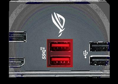 USB 3.1 TYP A