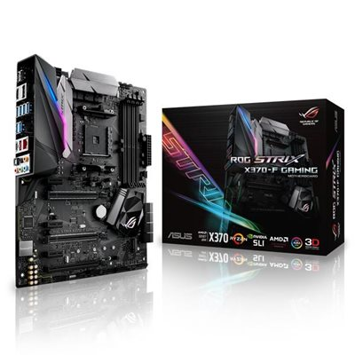 ASUS ROG STRIX X370-F Gaming Mainboard