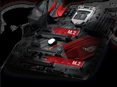 DUALER PCIE 3.0 M.2
