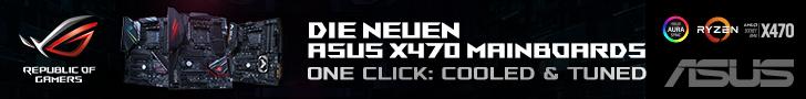 Asus ROG Strix X470-F Gaming Mainboard