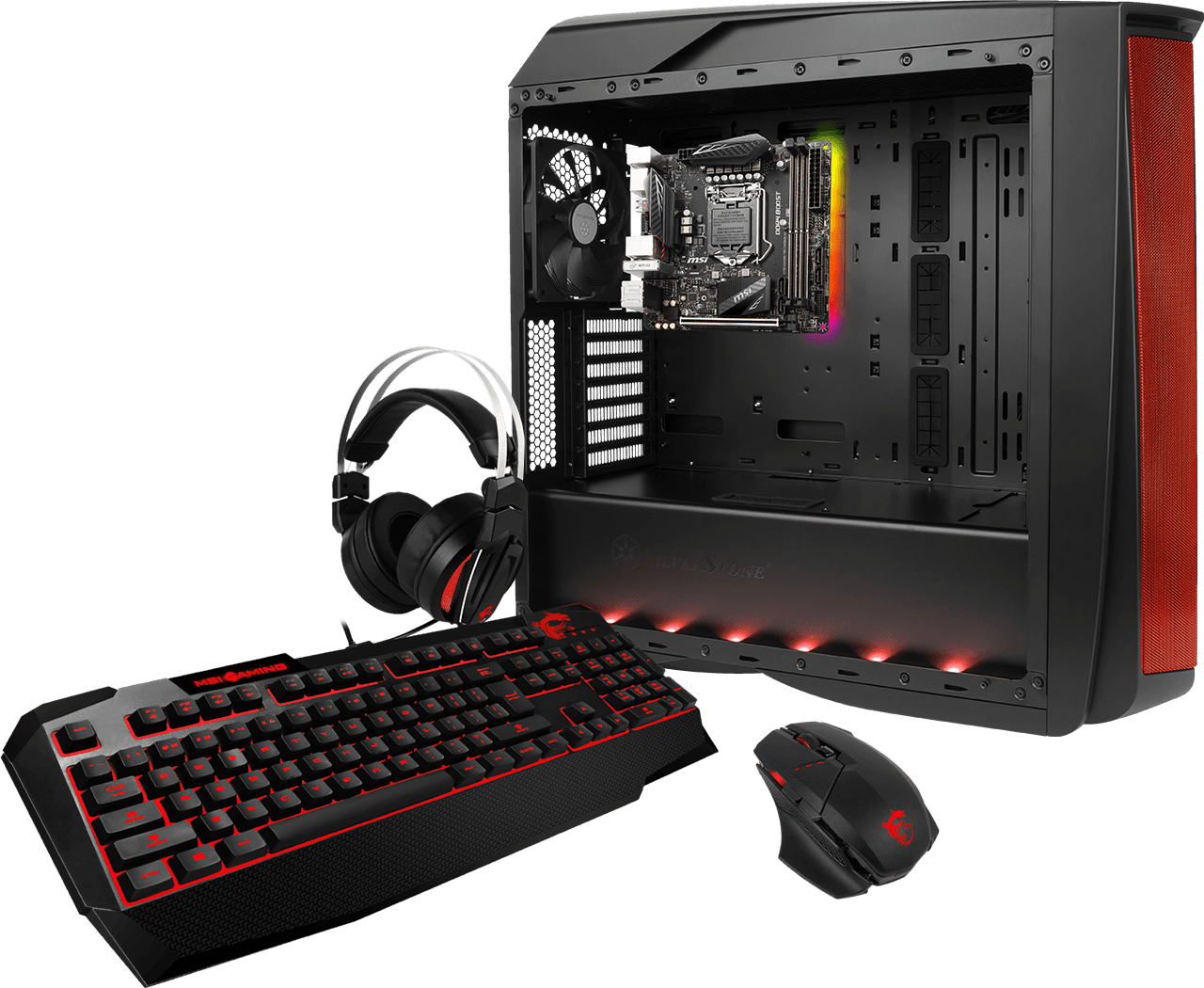 MSI Z370I GAMING PRO CARBON AC Mystic Light