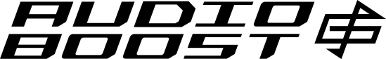Audio Boost logo