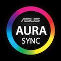 Aura-RGB-Beleuchtung