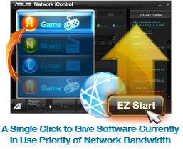 Netzwerkbandbreiten-Kontrolle in Echtzeit