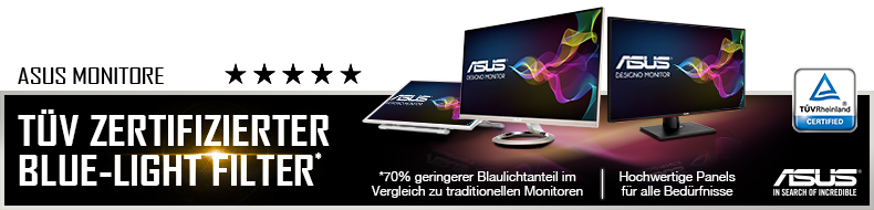 ASUS VZ27VQ Eye-Care Curved-Monitor