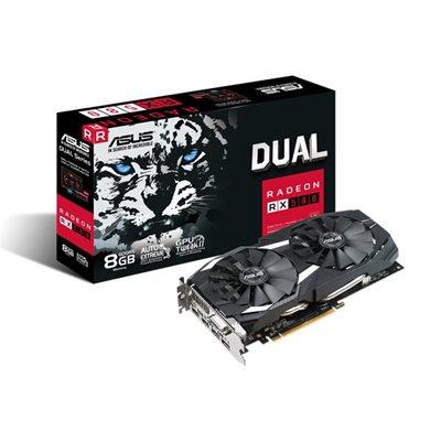 ASUS Dual-RX580-8G