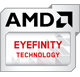 AMD-Eyefinity-Technologie