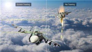 Ultra-flüssige Bilddarstellung mit AMD-FreeSync-Technologie