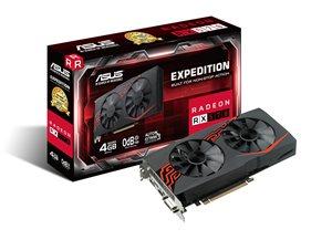 ASUS EX-RX570-4G Gaming Grafikkarte