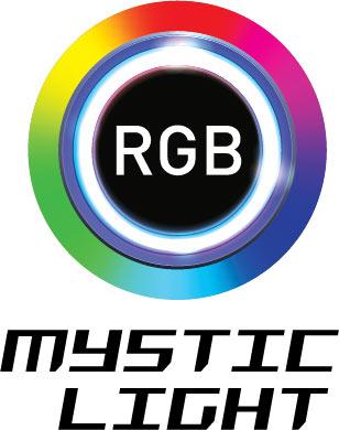 Mystic Light logo