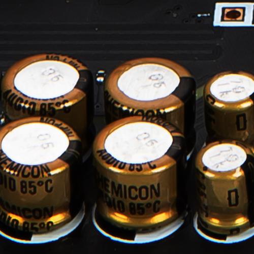 audioboost hight quality audio capacitors
