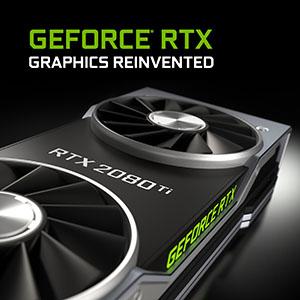GEFORCE RTX 2080 8G - Grafik neu erfunden