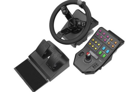 Gaming Lenkrad Logitech G29 mit Pedalen