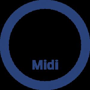 Midi-Tower -<br /> die Klassiker