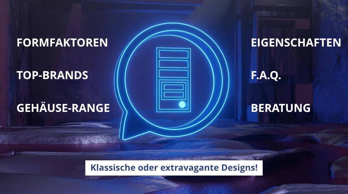 PC-GEHÄUSE bei Mindfactory