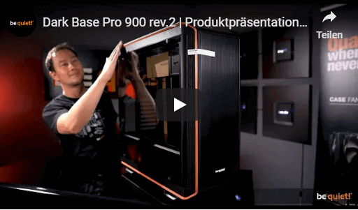 be quiet! Dark Base Pro 900 2. Generation vorgestellt