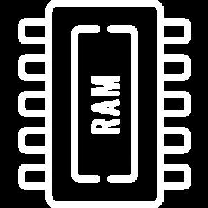 Die RAM-Slots: