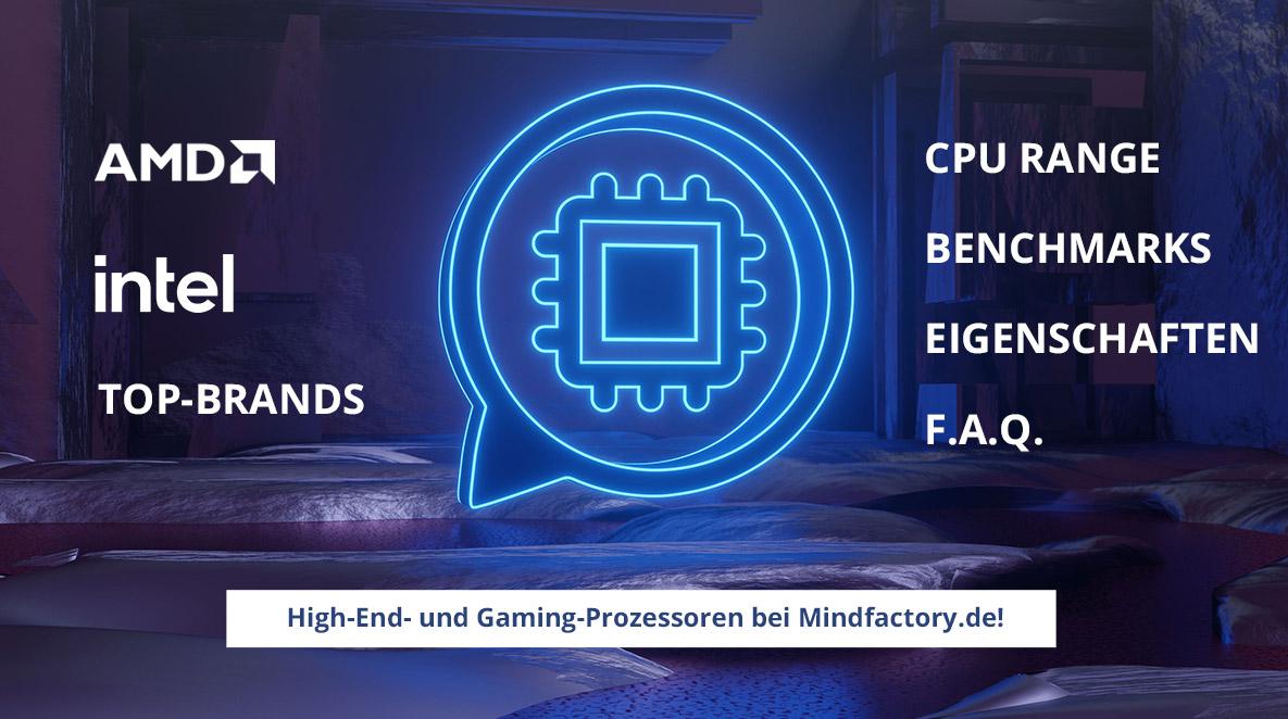 GAMING-CPUs bei Mindfactory