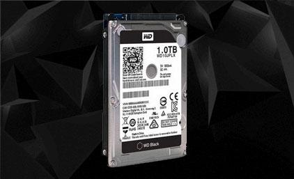 2,5 Zoll Festplatte intern