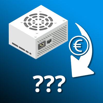 Wie viel sollte ich für ein Netzteil investieren?