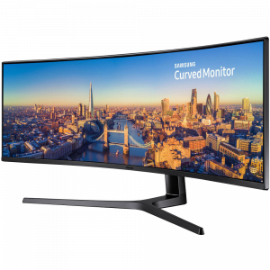 Samsung Curved-Monitore