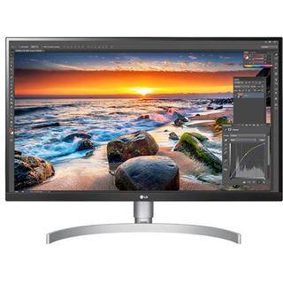 LG Electronics 27UK850-W weiß/silber