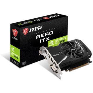 2GB MSI GeForce GT 1030 AERO ITX 2GD4 OC