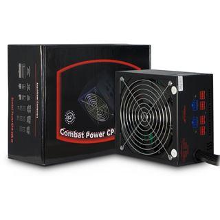 550 Watt Inter-Tech Combat Power CPM-550W II Modular