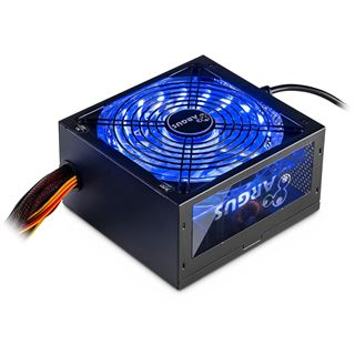 600 Watt Inter-Tech Argus RGB Non-Modular 80+ Bronze