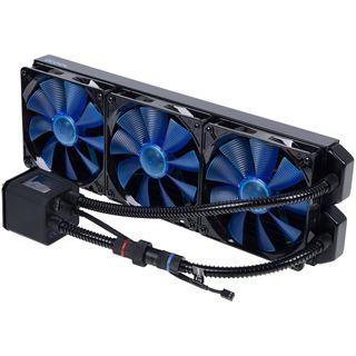 Alphacool Eisbaer 420 CPU schwarz Komplett-Wasserkühlung
