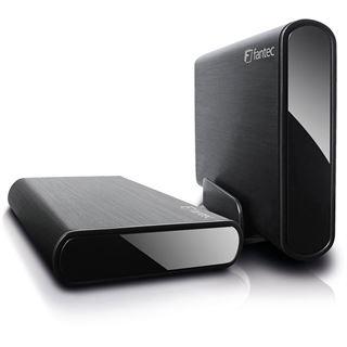 """Fantec DB-ALU3-6G 3.5"""" (8,89cm) USB 3.0 schwarz"""
