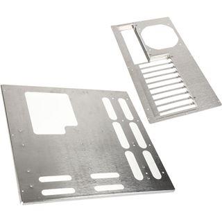 Dimas Tech Mainboard-Tray HPTX, 10 Slots - Aluminium