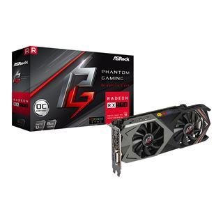 8GB ASRock RX 590 OC Phantom Gaming U RGB PCI-E