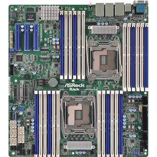 ASRock EP2C612D24-4L Intel C612 2x So.2011-3 Quad Channel DDR4 SSI
