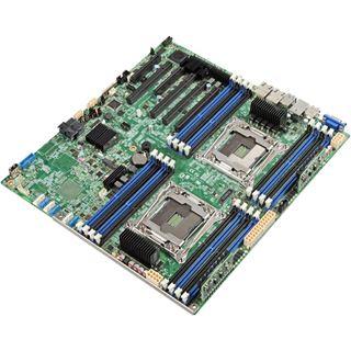 Intel S2600CW2R Intel C612 2x So.2011-3 Quad Channel DDR4 SSI EEB